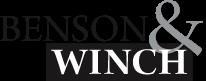 Benson & Winch Logo